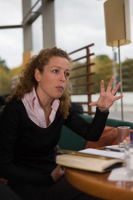 Jezerca Tigani, Deputy Director of Amnesty International's