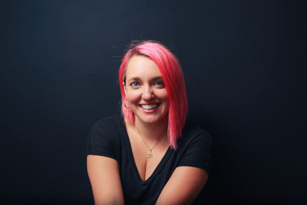 Aubrey Blanche, Global Head of Diversity and Inclusion at Atlassian