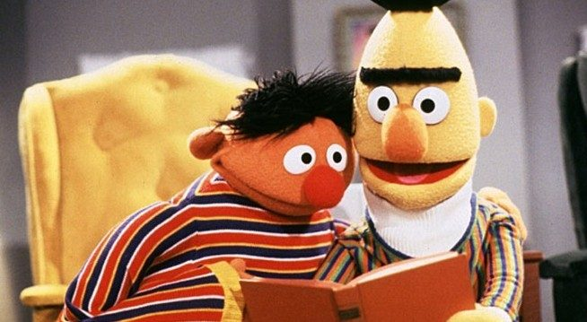 Why Can't Bert And Ernie Be Gay?