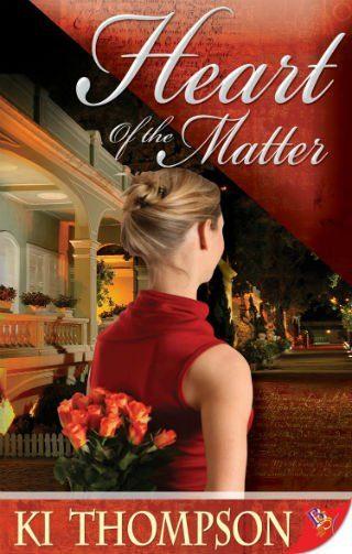 Heart of the Matter by KI Thompson