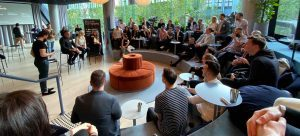 first official QIP networking event which launched at The Commons QV last Friday, October 11 and coincided with National Coming Out Day, a day which honours a courageous journey for any LGBTIQ+ person.
