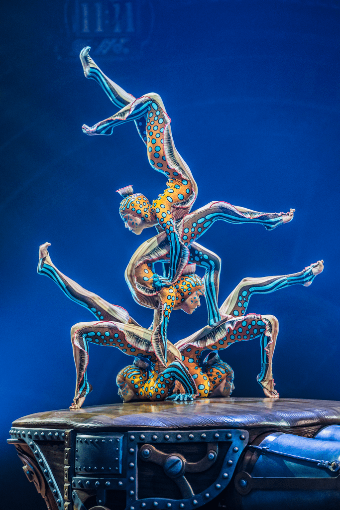 Cirque du Soleil's most acclaimed touring show to date, KURIOS – Cabinet of Curiosities