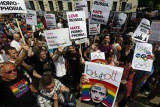 The U.S. Hypocrisy over Russia's Anti-Gay Laws