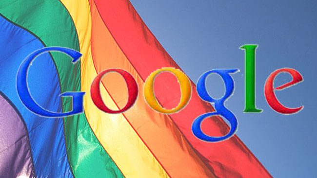 Google gung-ho for marriage equality