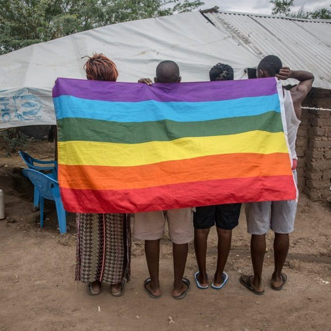 LGBTIQ asylum seekers and refugees