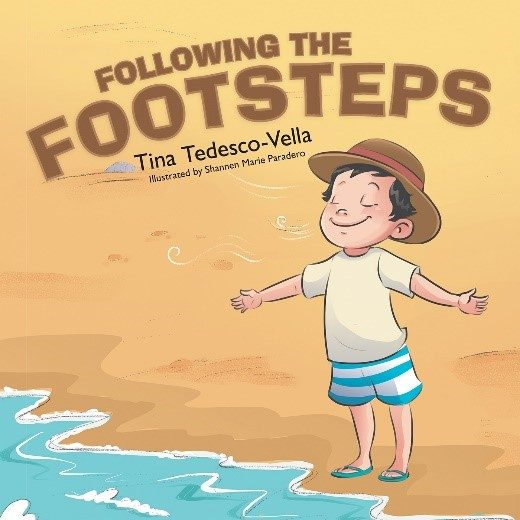 following the footsteps