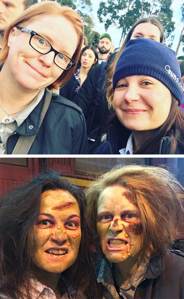 Zombie-Before-After