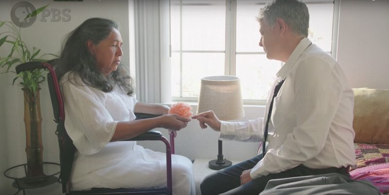 The story of a senior Latina lesbian couple is told in this gorgeous new short film.