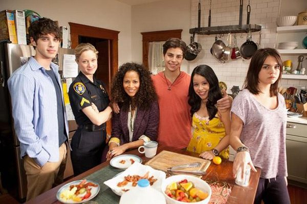 The fosters TV series curvemag