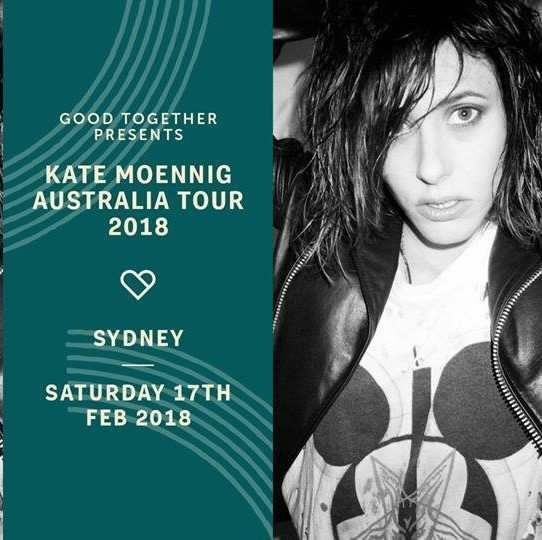 Win Meet And Greet With Kate Moenning