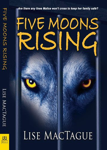 Book Review: Five Moons Rising By Lise MacTague
