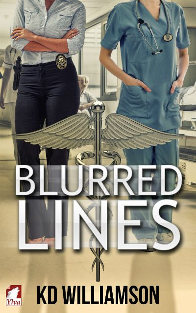 KD Williamson's 'Blurred Lines (Cops And Docs)' Volume 1