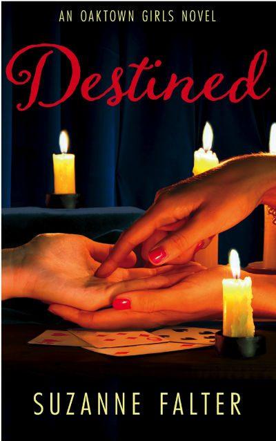Book three of Suzanne Falter's Oaktown Girls series: Destined