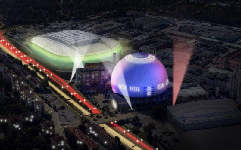 Stockholm hosts Eurovision