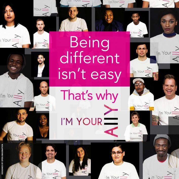 #ImYourAlly Campaign To Advocate For Equality To Launch In February