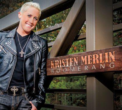 "Kristen Merlin - ""Boomerang"""