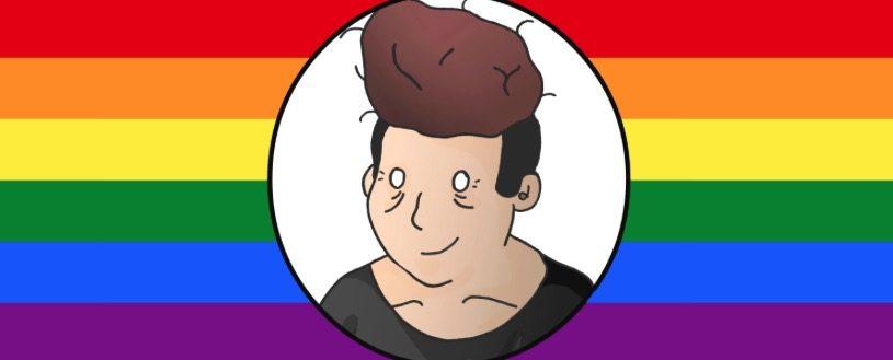 The Gay Agenda Comic