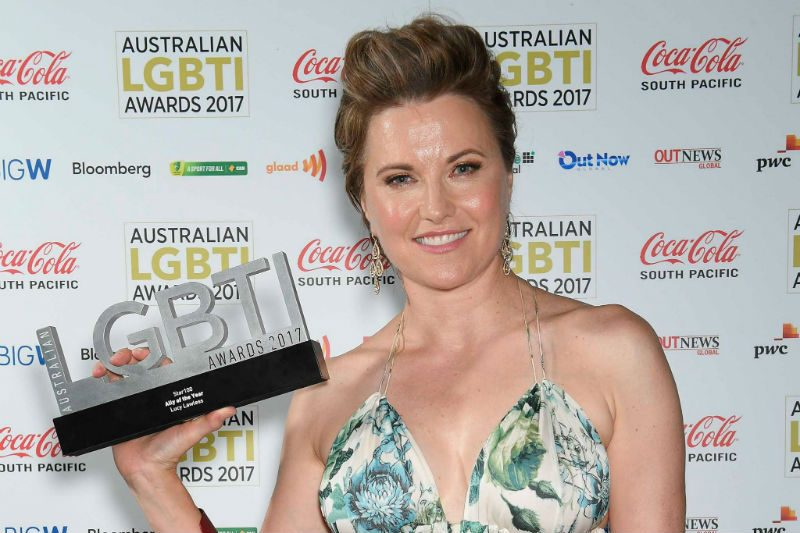 Lucy Lawless Still Fighting To Help Others