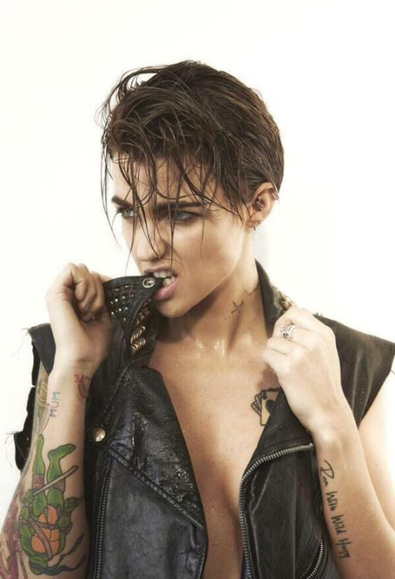 Ruby Rose Opens Up About Her Sex Life