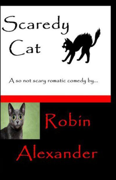 """Scaredy Cat"" - Robin Alexander"
