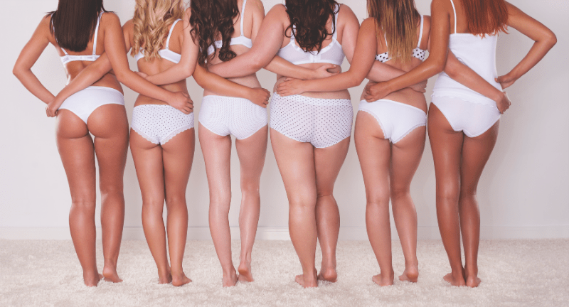 Embracing Our Real Bodies