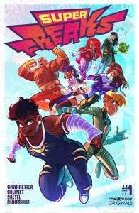 """ComiXology's """"Superfreaks"""" Review: She's Alright"""