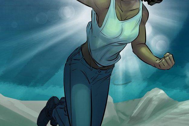 Have Mercy! Ylva Publishing Is Bringing A POC Lesbian Superhero