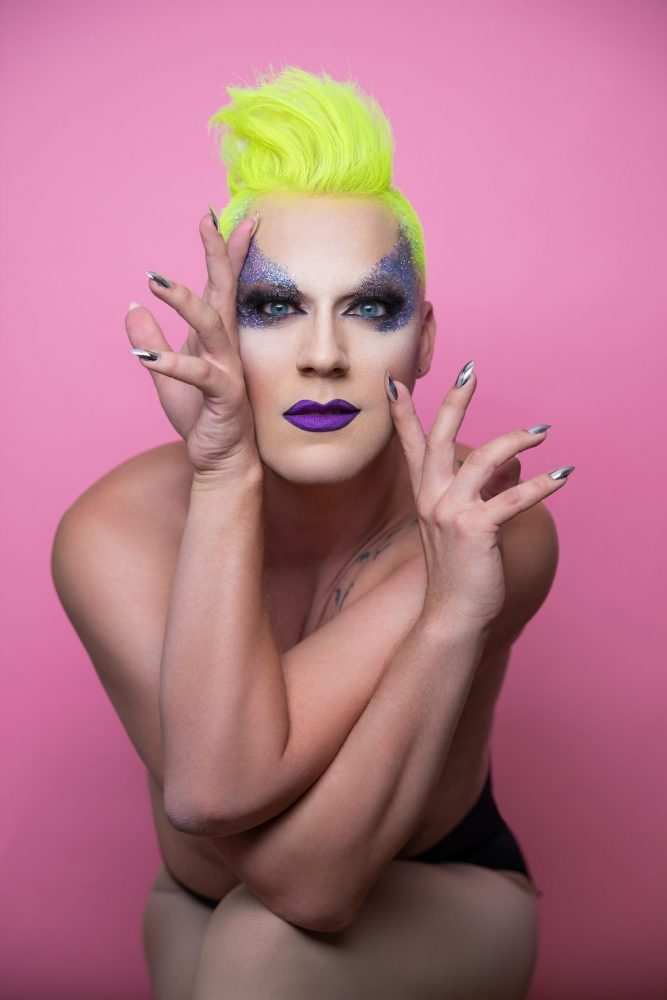 The Drag Queen Named After A Noodle