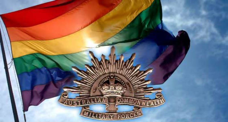 Research Being Conducted Into The History Of LGBTI People In The Australian Military