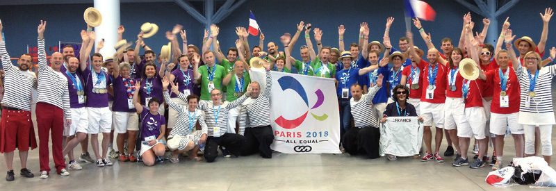 Registration For The 10th Gay Games Now Open