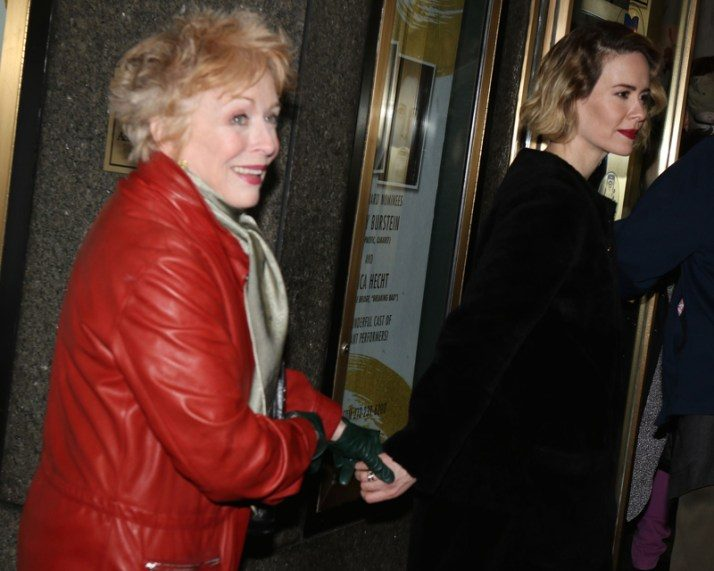 Holland Taylor coming out at 72