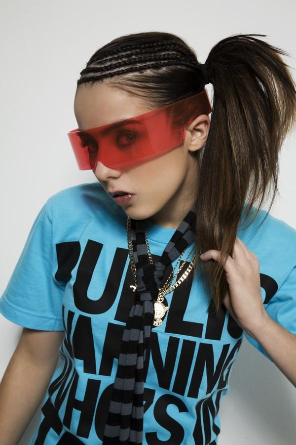 Lady Sovereign comes out