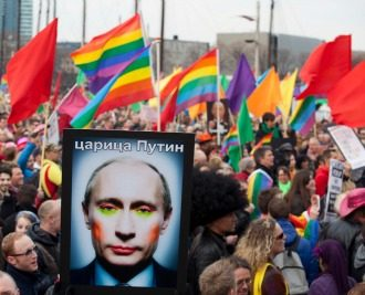 G20 leaders must reject Russia's homophobic law