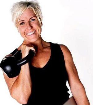 Getting fit with Lisa Brown